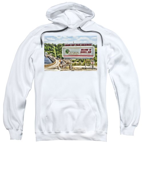 Welcome To Bagnell Dam Sweatshirt