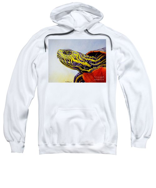 Western Painted Turtle Sweatshirt