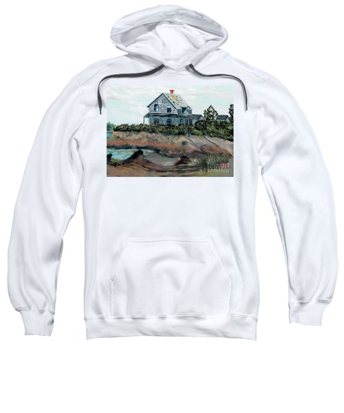 Whales Of August House Sweatshirt
