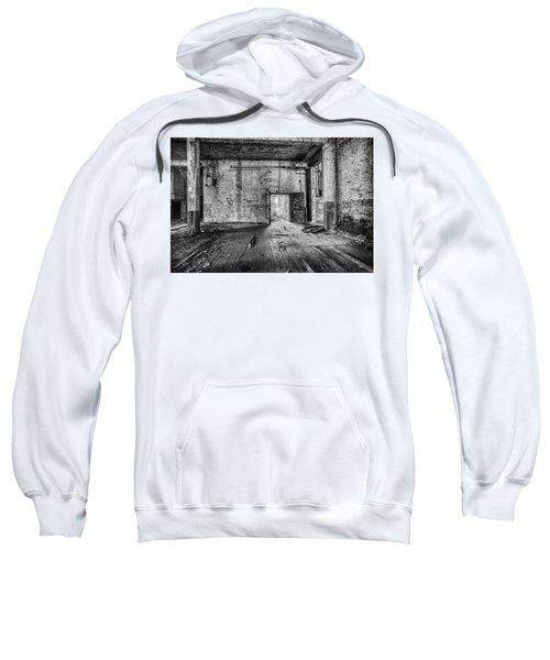 What Awaits Outside Sweatshirt