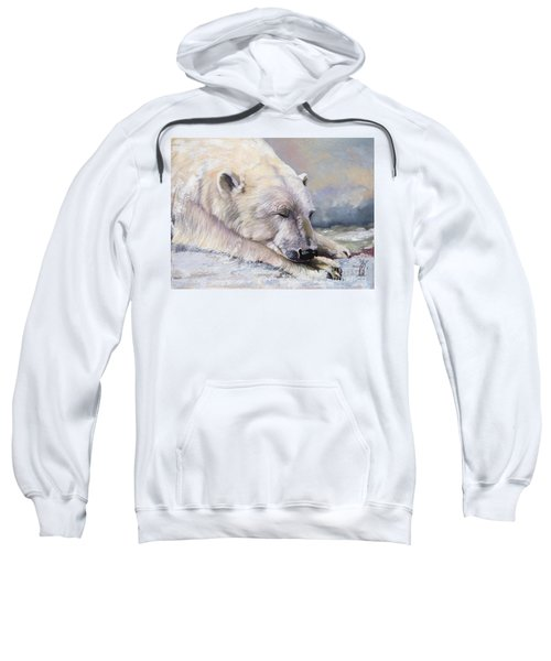 What Do Polar Bears Dream Of Sweatshirt