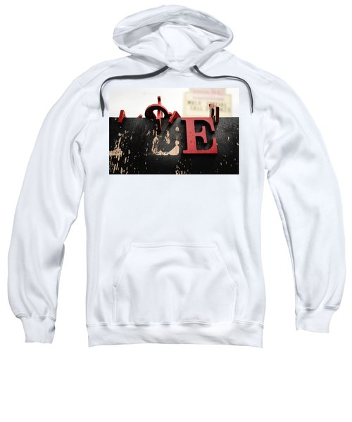 What Rhymes With E Sweatshirt