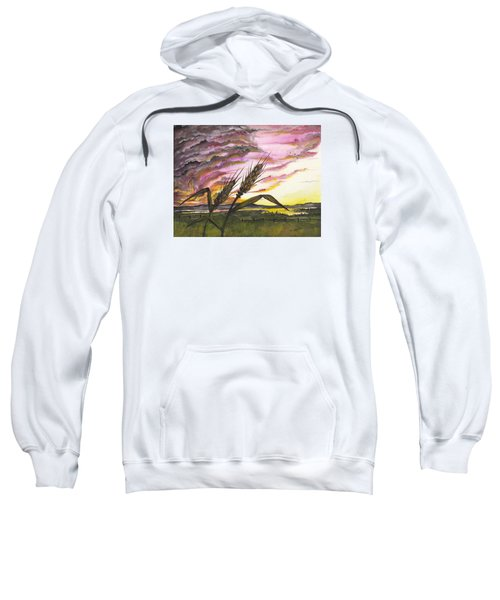 Wheat Field Sweatshirt