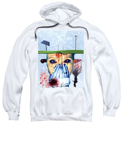 When They Take The Mind Sweatshirt