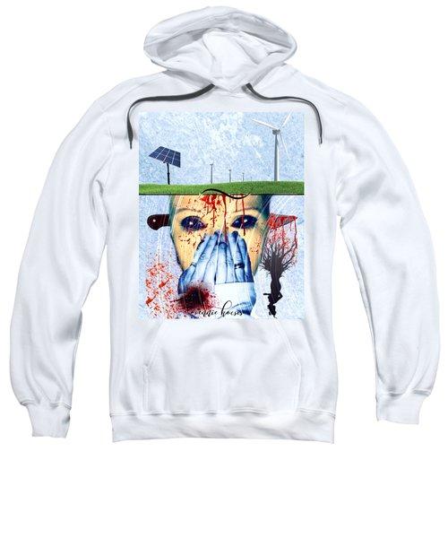 When They Take The Mind Sweatshirt