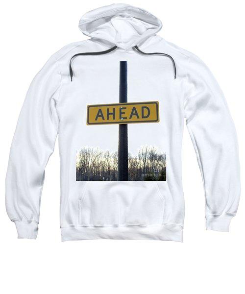 Where The Great Unknown Lies Sweatshirt
