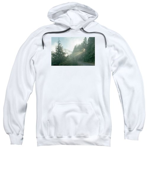 Where Will Your Road Take You? Sweatshirt
