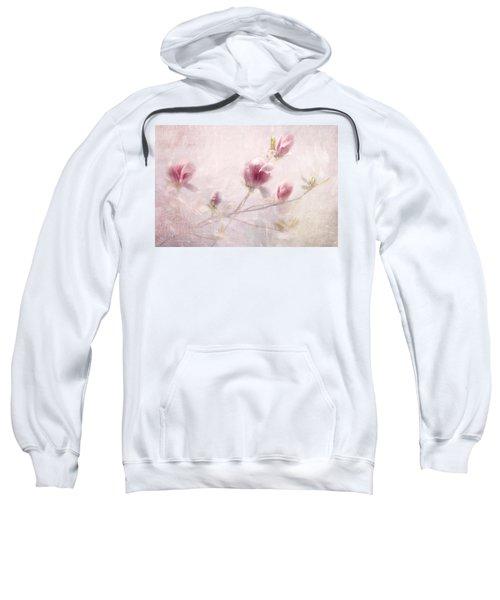 Whisper Of Spring Sweatshirt