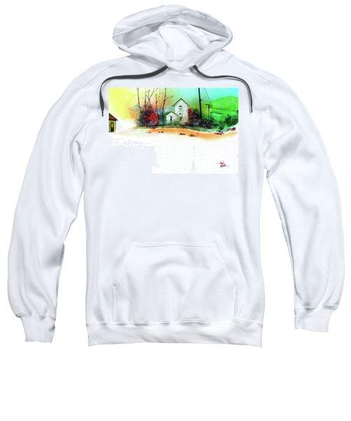 White Houses Sweatshirt