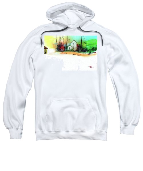 White Houses Sweatshirt