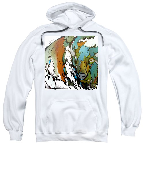 White Lightning Sweatshirt