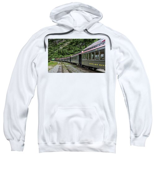 White Pass And Yukon Railway Sweatshirt