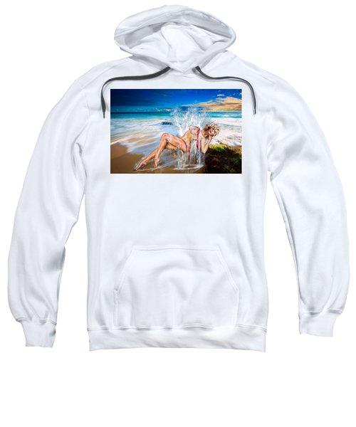 Whoops  ...  Marylin Sweatshirt