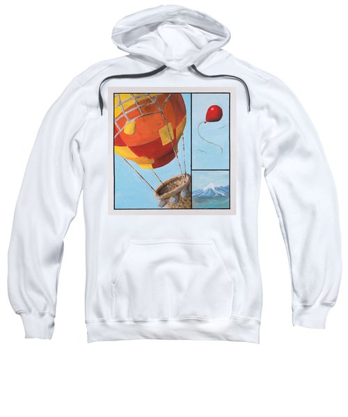 Who's Flying This Thing? Sweatshirt