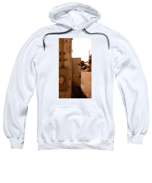 Wide Open Sweatshirt