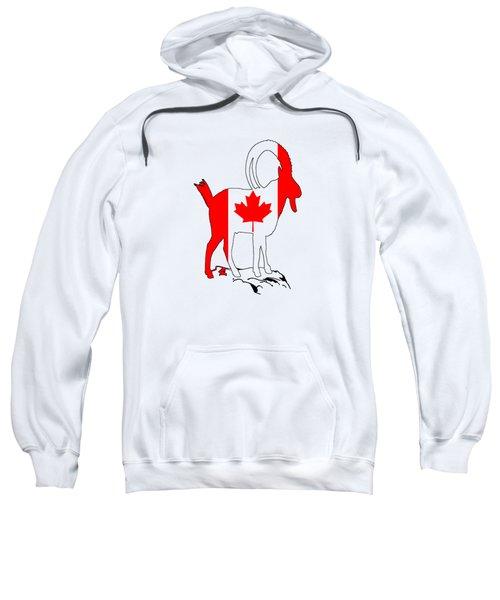 Wild Goat Sweatshirt by Mordax Furittus