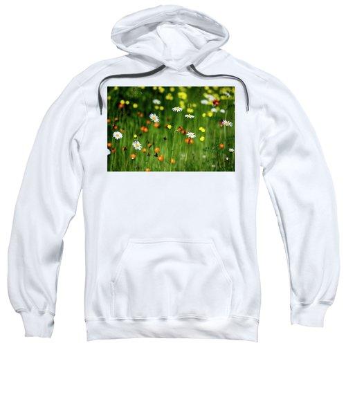 Wildflowers2 Sweatshirt