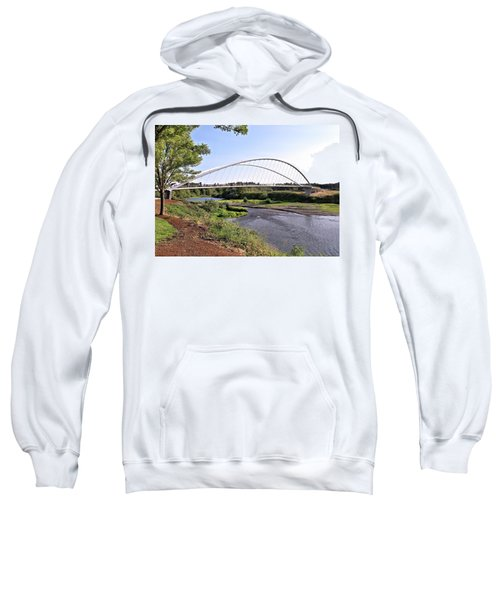 Willamette Pedestrian Bridge Sweatshirt
