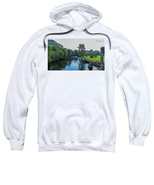 Willimantic River Sweatshirt