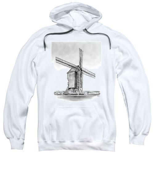 Windmill At Valmy Sweatshirt