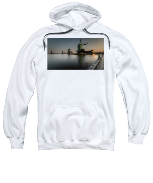 Windmill Sunrise Sweatshirt