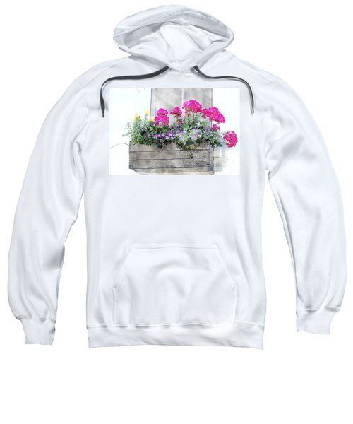 Window Box 5 Sweatshirt