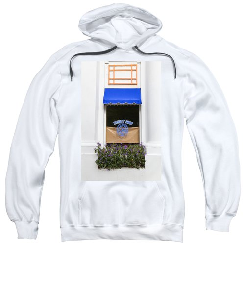Window Trimming Sweatshirt