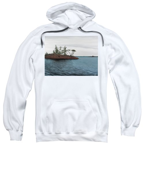 Windswept Island Georgian Bay Sweatshirt