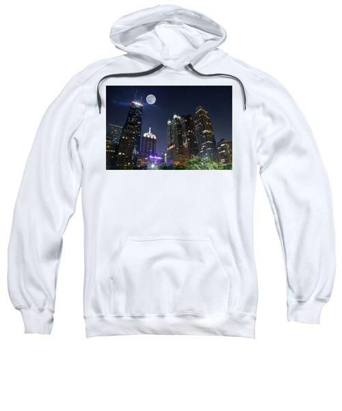 Windy City Sweatshirt by Frozen in Time Fine Art Photography
