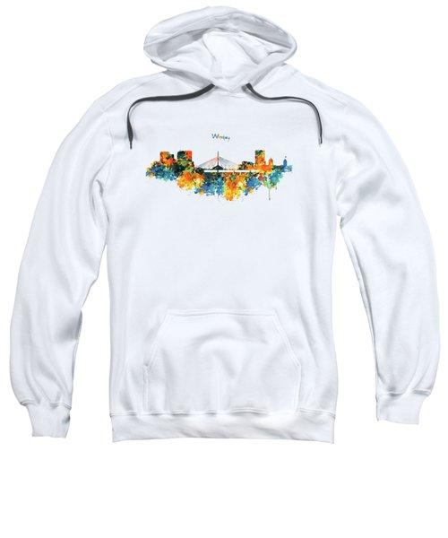 Winnipeg Skyline Sweatshirt