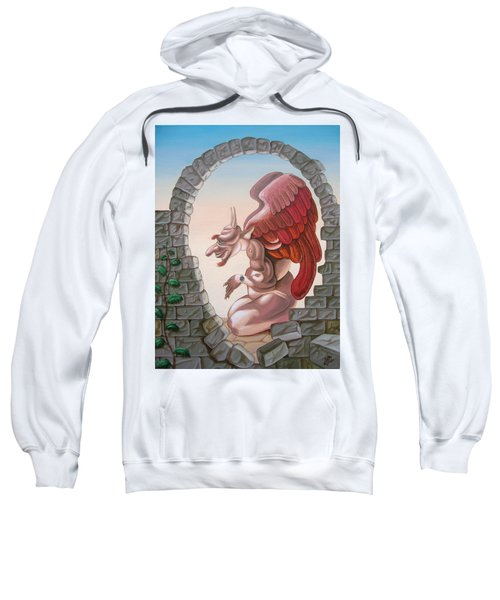 Winston Churchill, Sweatshirt