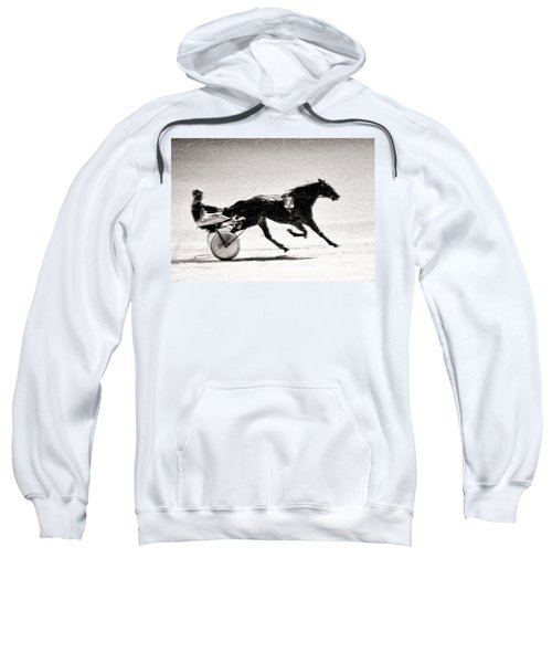 Winter Harness Racing Sweatshirt