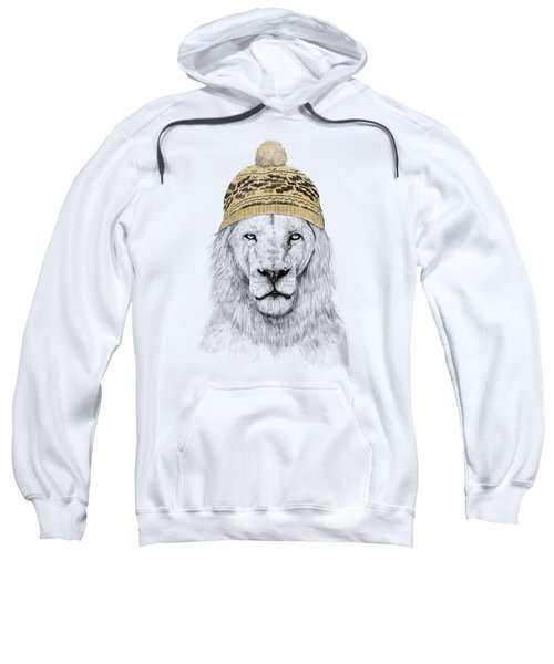Winter Is Coming Sweatshirt by Balazs Solti