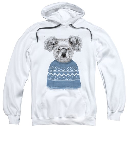 Winter Koala Sweatshirt