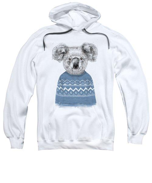 Winter Koala Sweatshirt