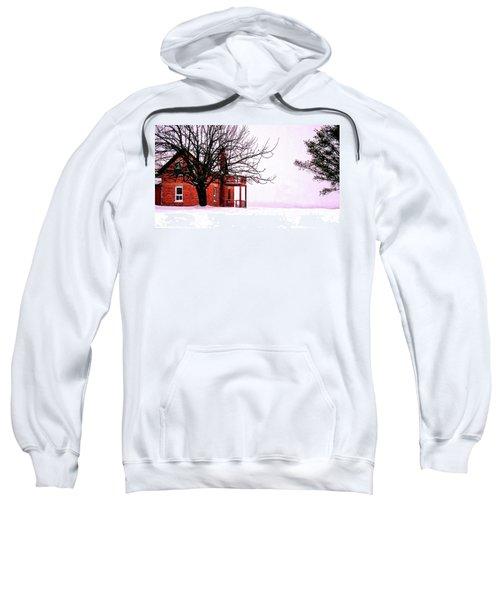 Winter Retreat Sweatshirt