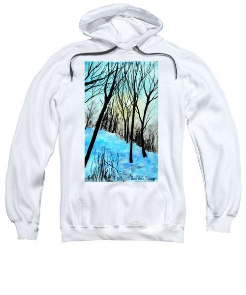 Winter Sunlight Sweatshirt