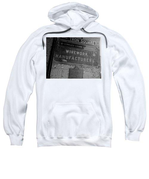 Wirework Sweatshirt by Eduardo Abella
