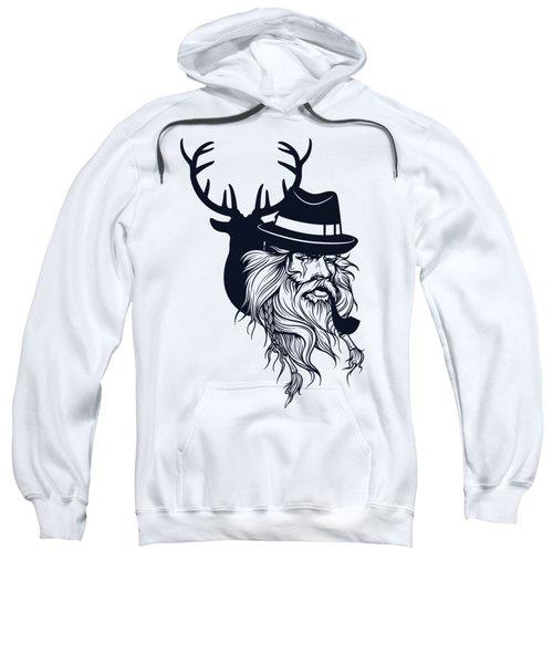 Wise Wild Sweatshirt by Argd