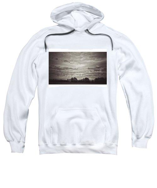Wolken über Mir  #wolken #cloudscape Sweatshirt