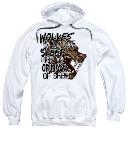 Wolves And Sheep Sweatshirt
