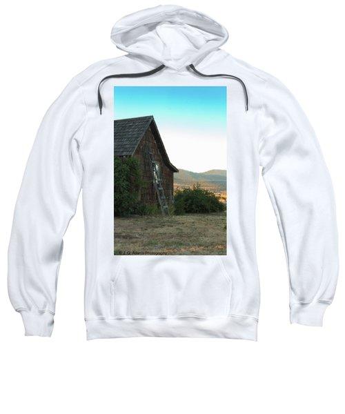 Wood House Sweatshirt