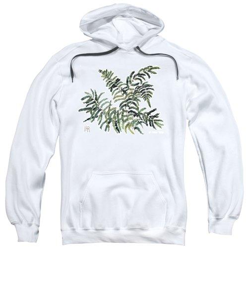 Woodland Maiden Fern Sweatshirt