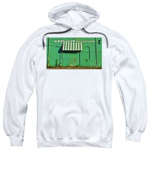 Wrangler Furniture Sweatshirt