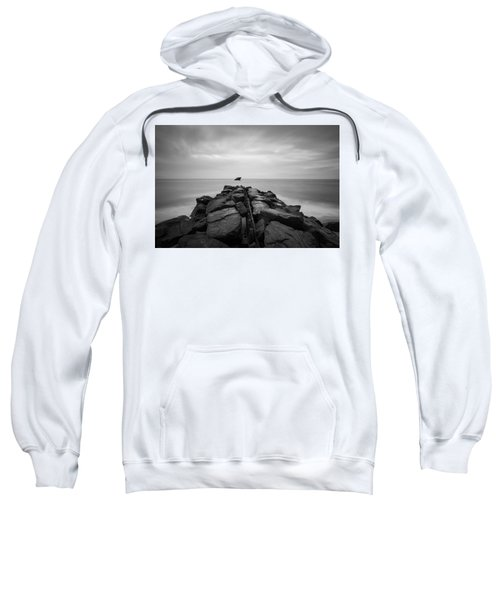 Wreck Of The Ss Atlansus Of Cape May Nj Sweatshirt