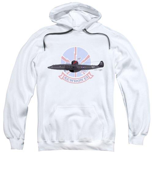 Wv-2 Super Constellation Vw-13 Sweatshirt