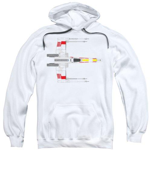 X-wing Fighter Sweatshirt