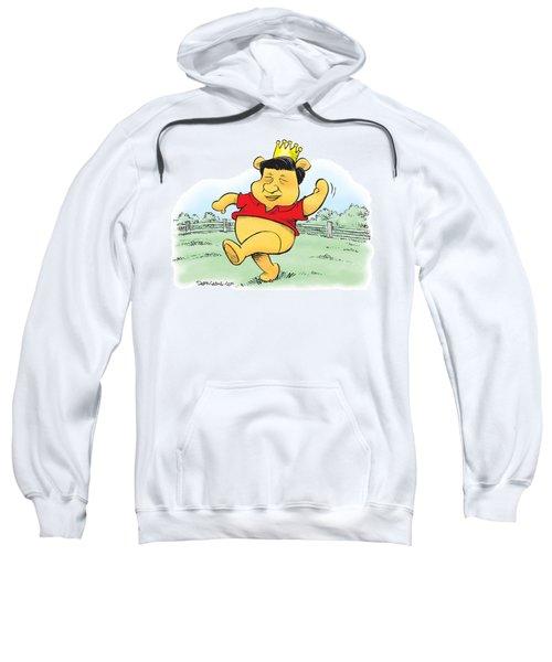 Xi The Pooh Sweatshirt