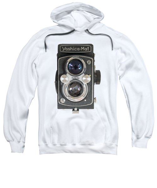 Yashica Mat Twin Lens Reflex Sweatshirt