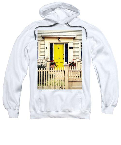 Yellow Door Sweatshirt
